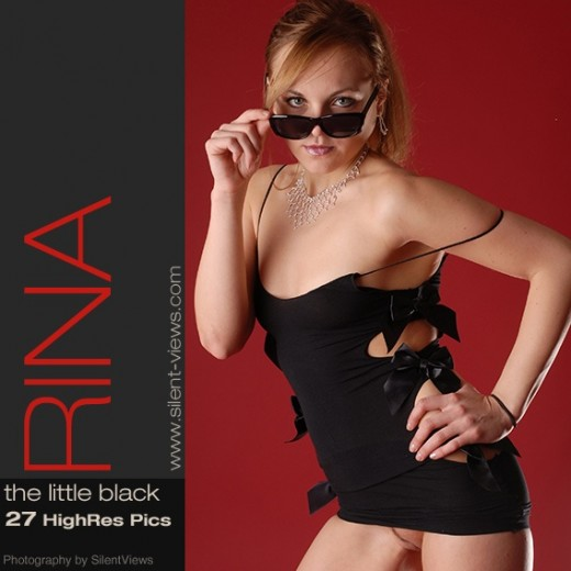 Rina - `#327 - The Little Black` - for SILENTVIEWS2