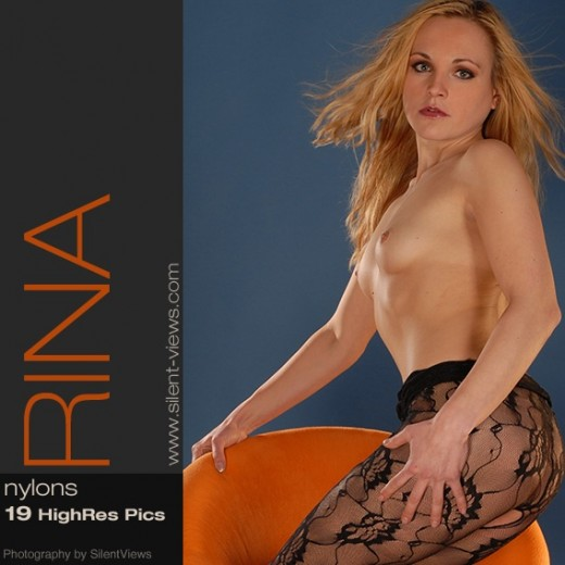 Rina - `#503 - Nylons` - for SILENTVIEWS2