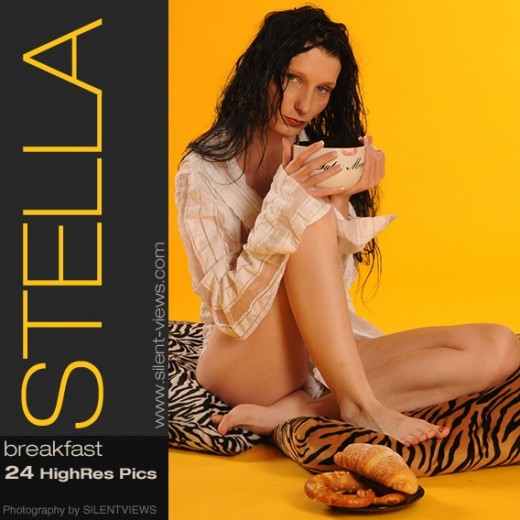 Stella - `#342 - Breakfast` - for SILENTVIEWS2