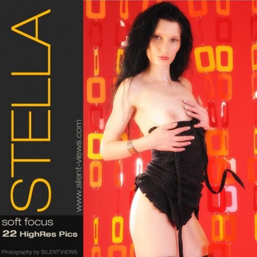 Stella - `#508 - Soft Focus` - for SILENTVIEWS2