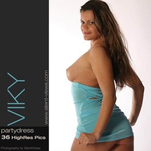 Viky - `#293 - Party Dress` - for SILENTVIEWS2