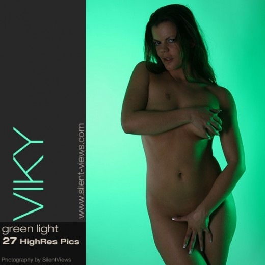 Viky - `#310 - Green Light` - for SILENTVIEWS2