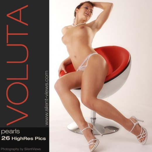 Voluta - `#442 - Pearls` - for SILENTVIEWS2