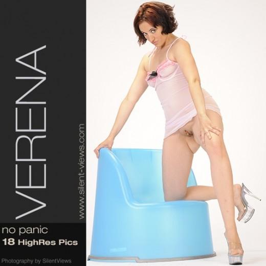 Verena - `#482 - No Panic` - for SILENTVIEWS2