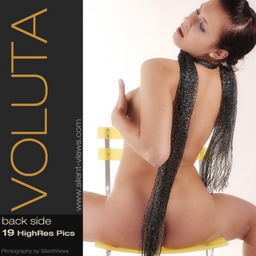 Voluta - `#555 - Back Side` - for SILENTVIEWS2