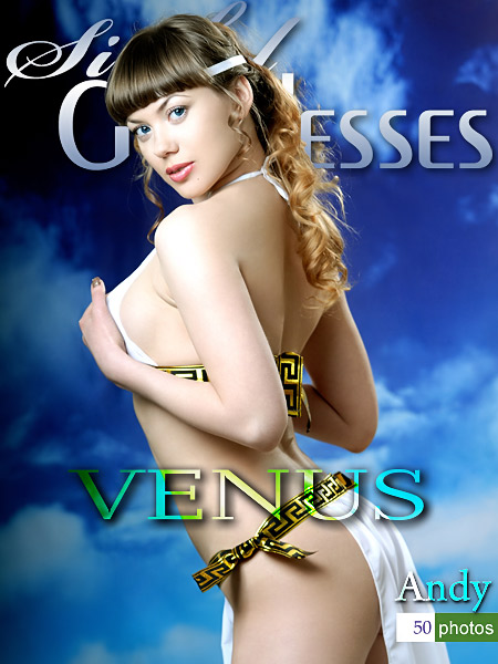 Andy - `Venus` - by Nudero for SINGODDESS