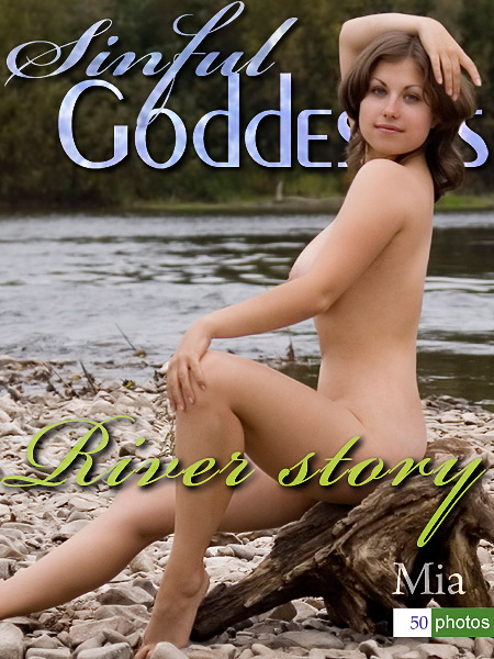 Mia - `River Story` - by Nudero for SINGODDESS