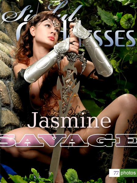 Jasmine - `Savage` - by Nudero for SINGODDESS