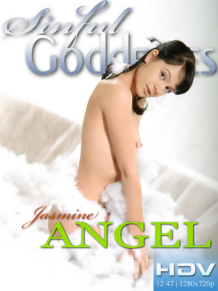 Jasmine - `Angel` - by Nudero for SINGODDESS