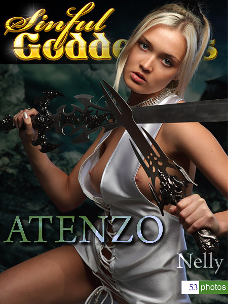 Nelly - `Atenzo` - by Nudero for SINGODDESS