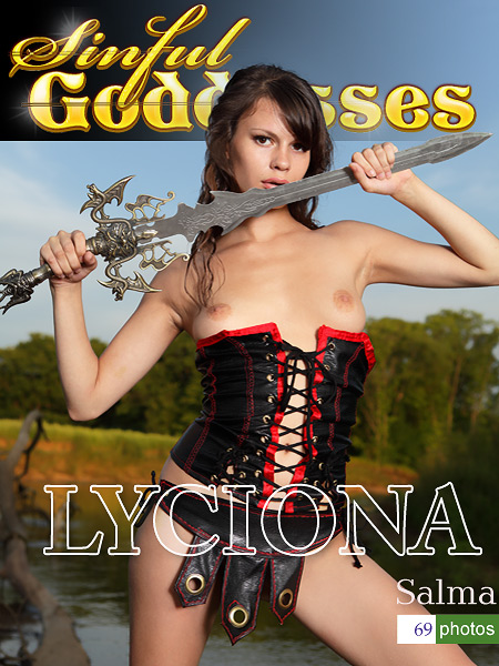 Salma - `Lyciona` - by Nudero for SINGODDESS