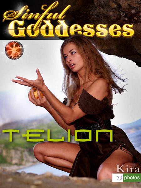 Kira in Telion gallery from SINGODDESS by Nudero