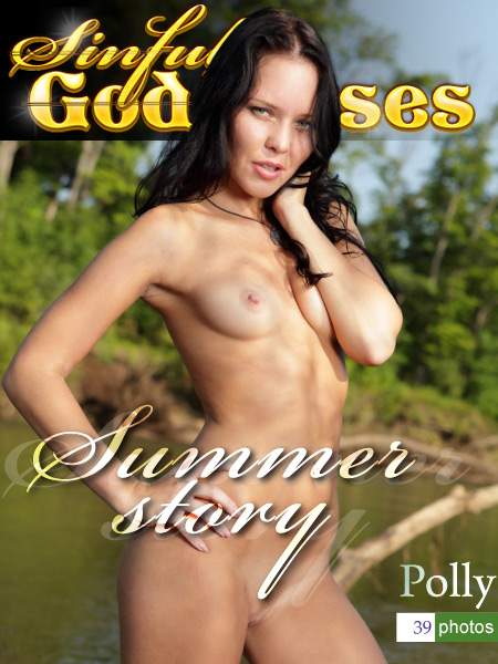 Polly - `Summer Story` - by Nudero for SINGODDESS