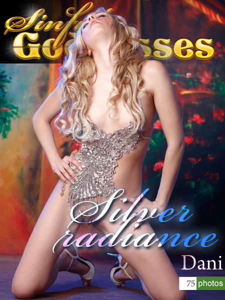 Dani - `Silver Radiance` - by Nudero for SINGODDESS