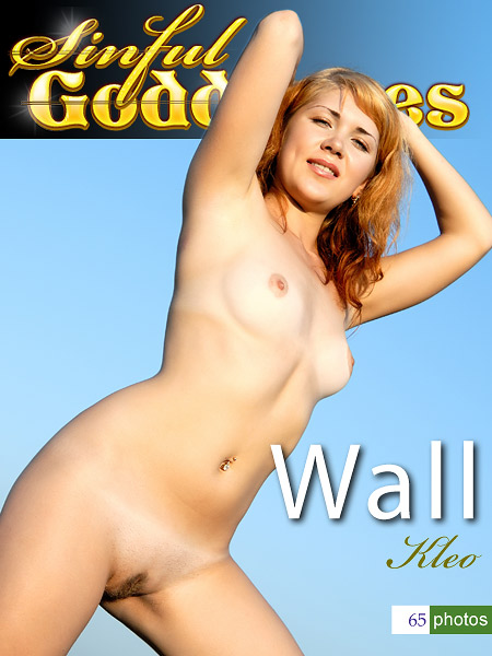 Kleo - `Wall` - by Nudero for SINGODDESS