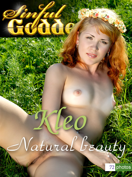 Kleo - `Natural Beauty` - by Nudero for SINGODDESS
