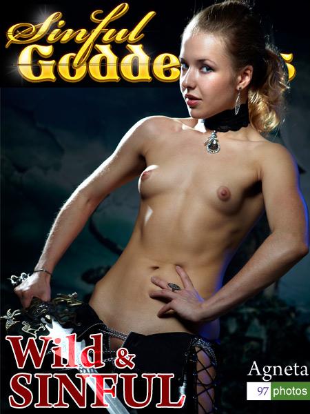 Agneta - `Wild & Sinful` - by Nudero for SINGODDESS