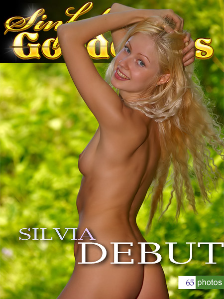 Silvia - `Debut` - by Nudero for SINGODDESS