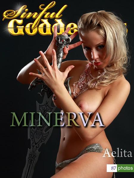 Aelita - `Minerva` - by Nudero for SINGODDESS