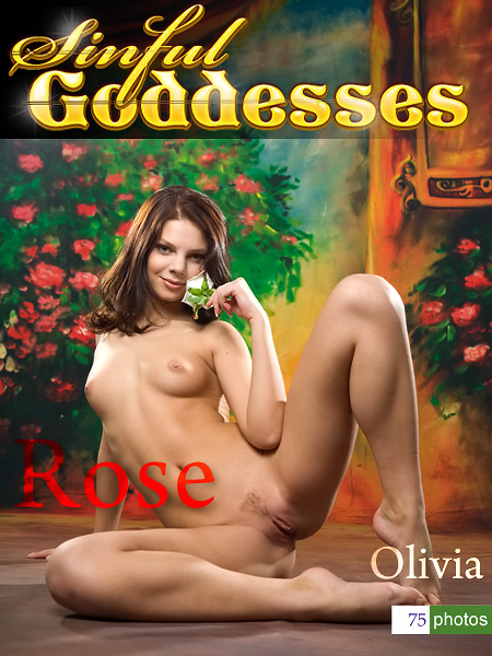 Olivia - `Rose` - by Nudero for SINGODDESS