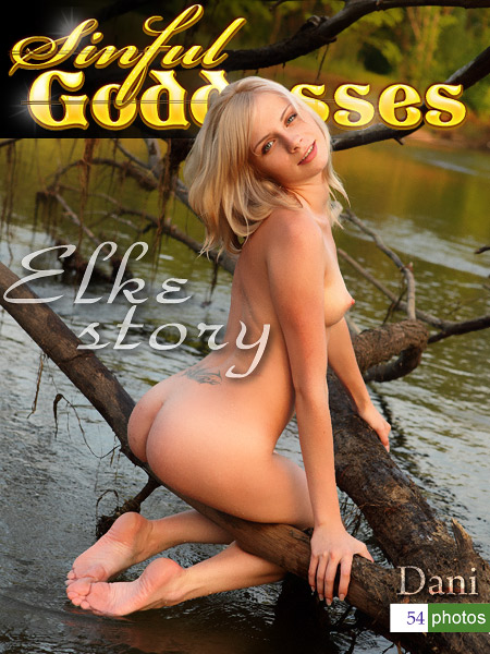 Dani - `Elke Story` - by Nudero for SINGODDESS