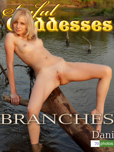 Dani - `Branches` - by Nudero for SINGODDESS