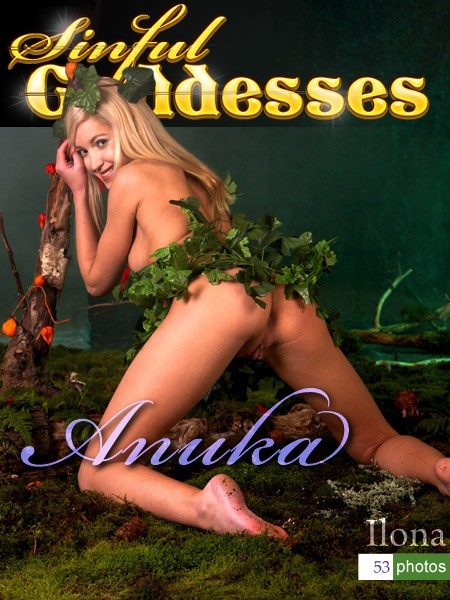 Ilona - `Anuka` - by Nudero for SINGODDESS