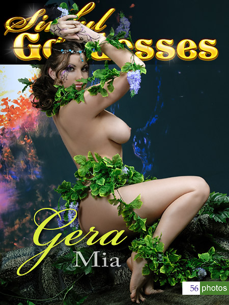 Mia - `Gera` - by Nudero for SINGODDESS