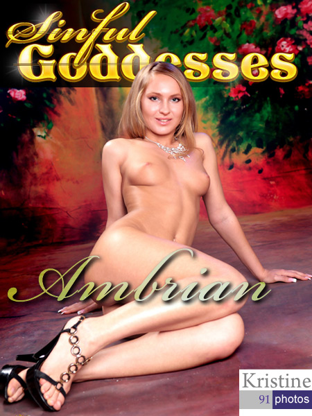 Kristine - `Ambrian` - by Nudero for SINGODDESS