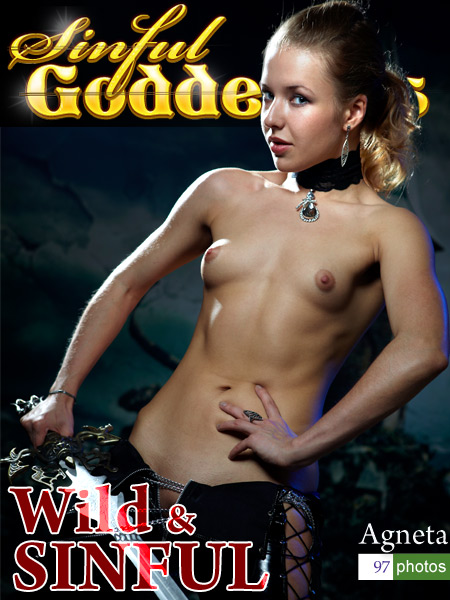 Agneta - `Wild & Sinful` - by Nudero for SINGODDESS