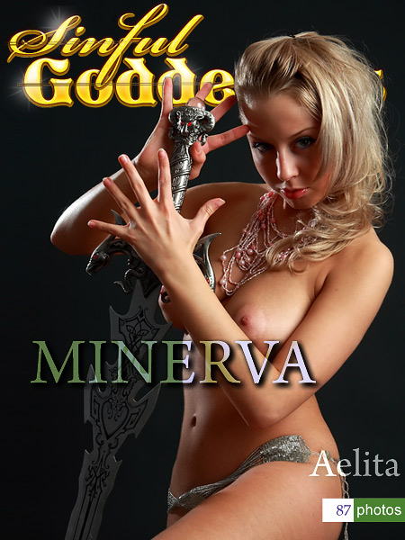 Aelita - `Minerva` - by Nudero for SINGODDESS