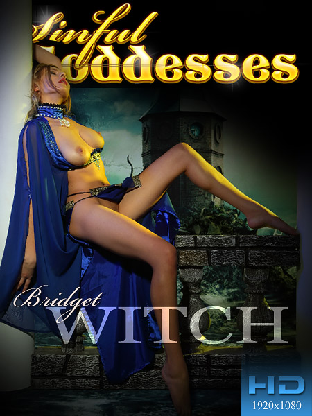 Bridget - `Witch` - by Nudero for SINGODDESS