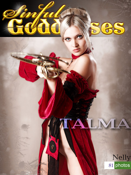 Nelly - `Talma` - by Nudero for SINGODDESS