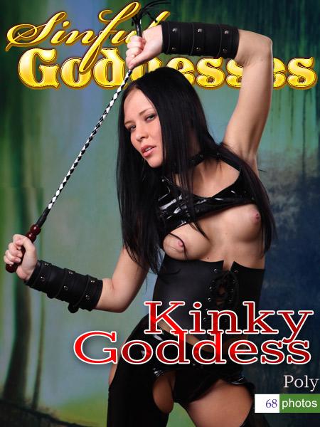 Poly - `Kinky Goddess` - by Nudero for SINGODDESS