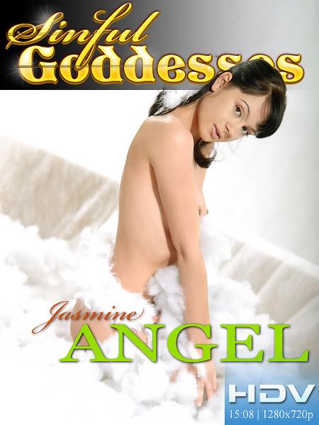 Jasmine - `Angel` - by Nudero for SINGODDESS