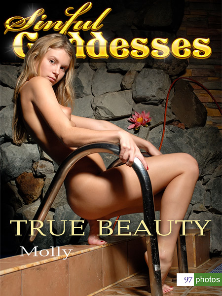 Molly - `True Beaury` - by Nudero for SINGODDESS