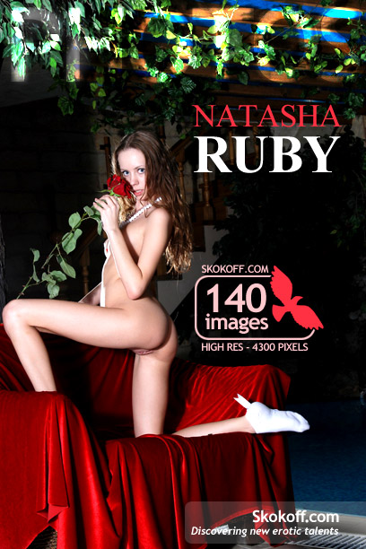 Natasha in Ruby gallery from SKOKOFF by Skokov