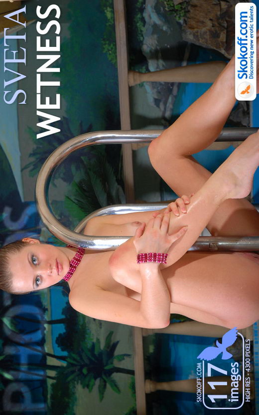 Sveta - `Wetness` - by Skokov for SKOKOFF