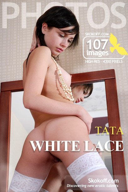 Tata - `White Lace` - by Skokov for SKOKOFF