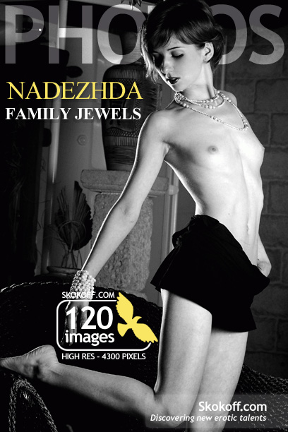 Nadezhda - `Family Jewels` - by Skokov for SKOKOFF
