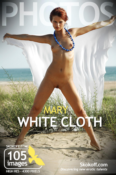 Mary - `White Cloth` - by Skokov for SKOKOFF