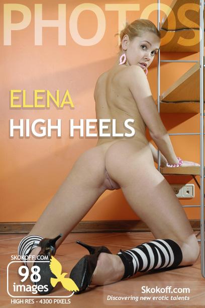 Elena in High Heels gallery from SKOKOFF by Skokov