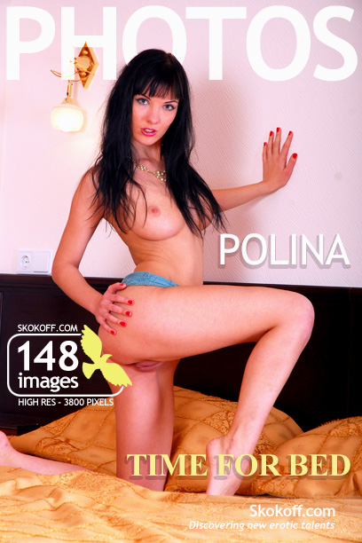 Polina - `Time For Bed` - by Skokov for SKOKOFF