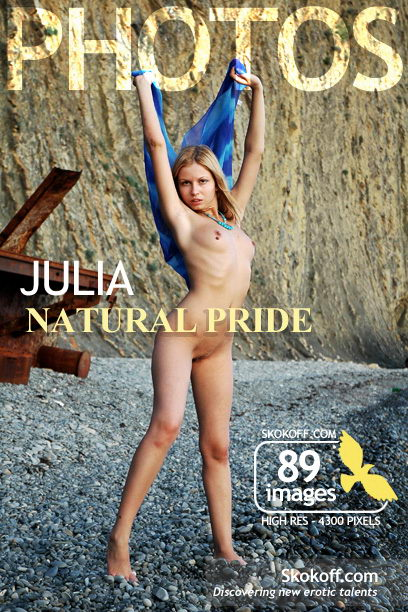 Julia - `Natural Pride` - by Skokov for SKOKOFF