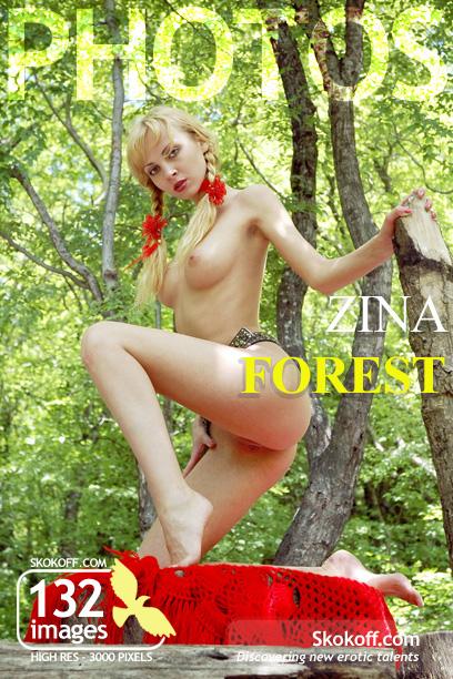 Zina - `Forest` - by Skokov for SKOKOFF