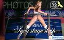 Zina - Sexy Stage Strip