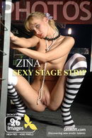 Zina - Sexy Stage Strip