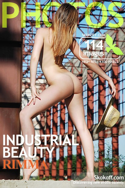 Rimma - `Industrial Beauty` - by Skokov for SKOKOFF