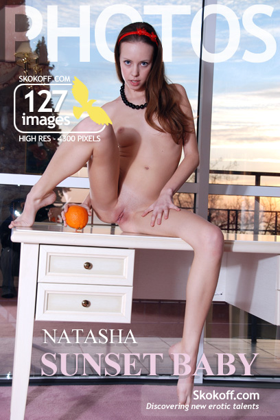Natasha - `Sunset Baby` - by Skokov for SKOKOFF