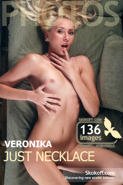 Veronika - `Just Necklace` - by Skokov for SKOKOFF